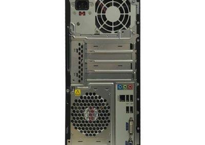 Compaq Desktop Computer Back